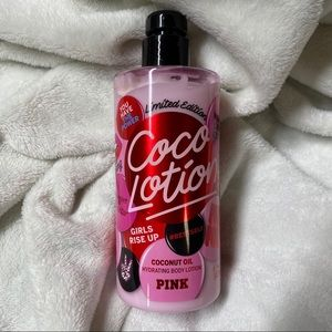 """VS PINK's """"Coco Lotion"""" (Limited Edition) NEW"""